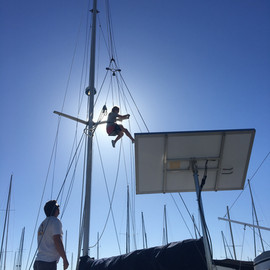 Rigging checks, maintenance, and replacements