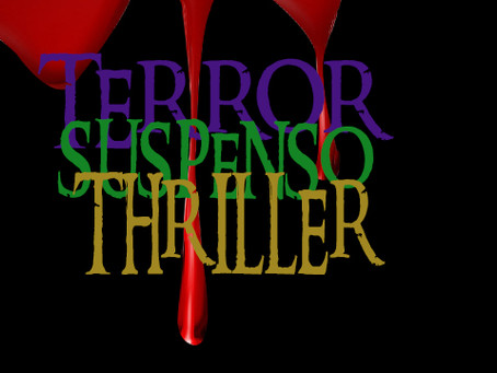 Características del género literario terror
