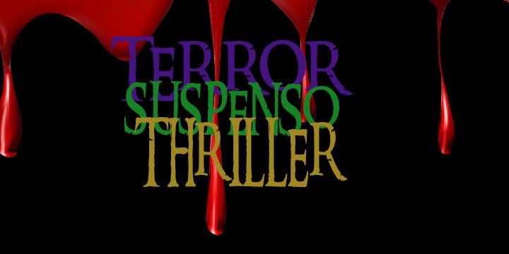 Terror,Suspenso,Thriller