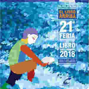 Afiche Feria del libro Santo Domingo