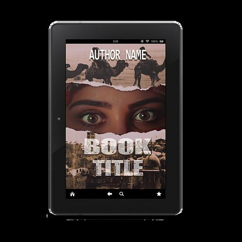 eBook cover aventura/ adventure