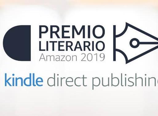 Amazon convoca su premio literario de autores en español