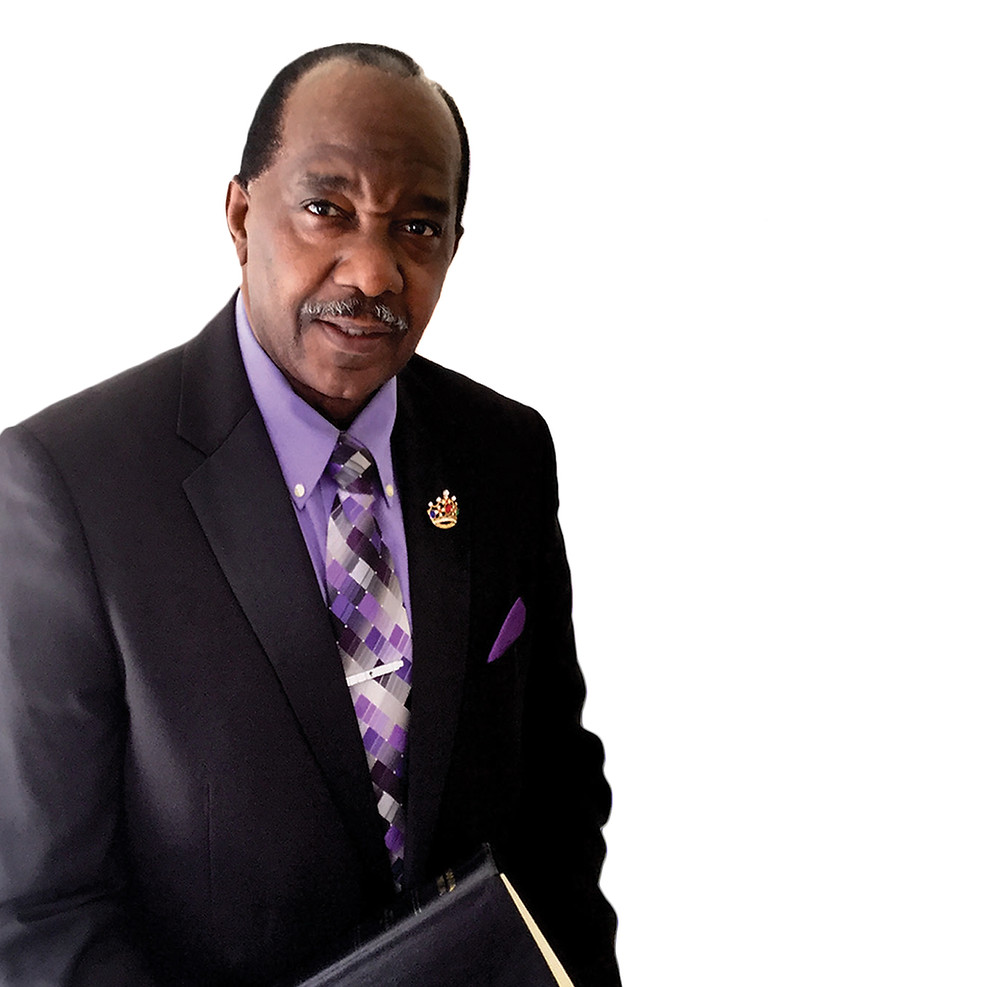 Pastor, C.Henry Lewis