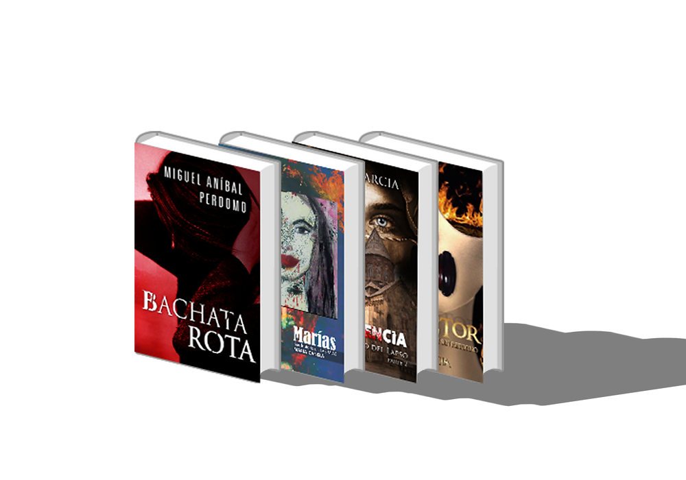 Libros, best sellers, mejor vendidos dominicanos