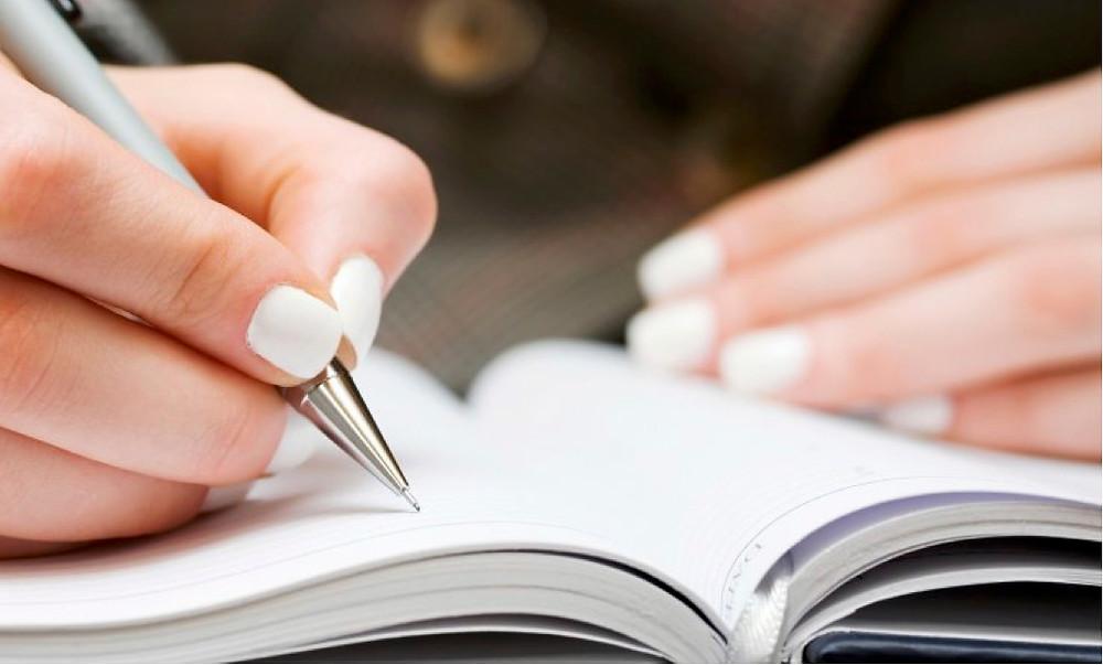 Escribiendo, investigando