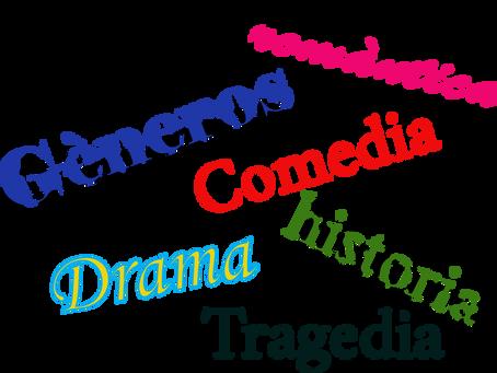 Los Géneros literarios diferencias y definiciones.