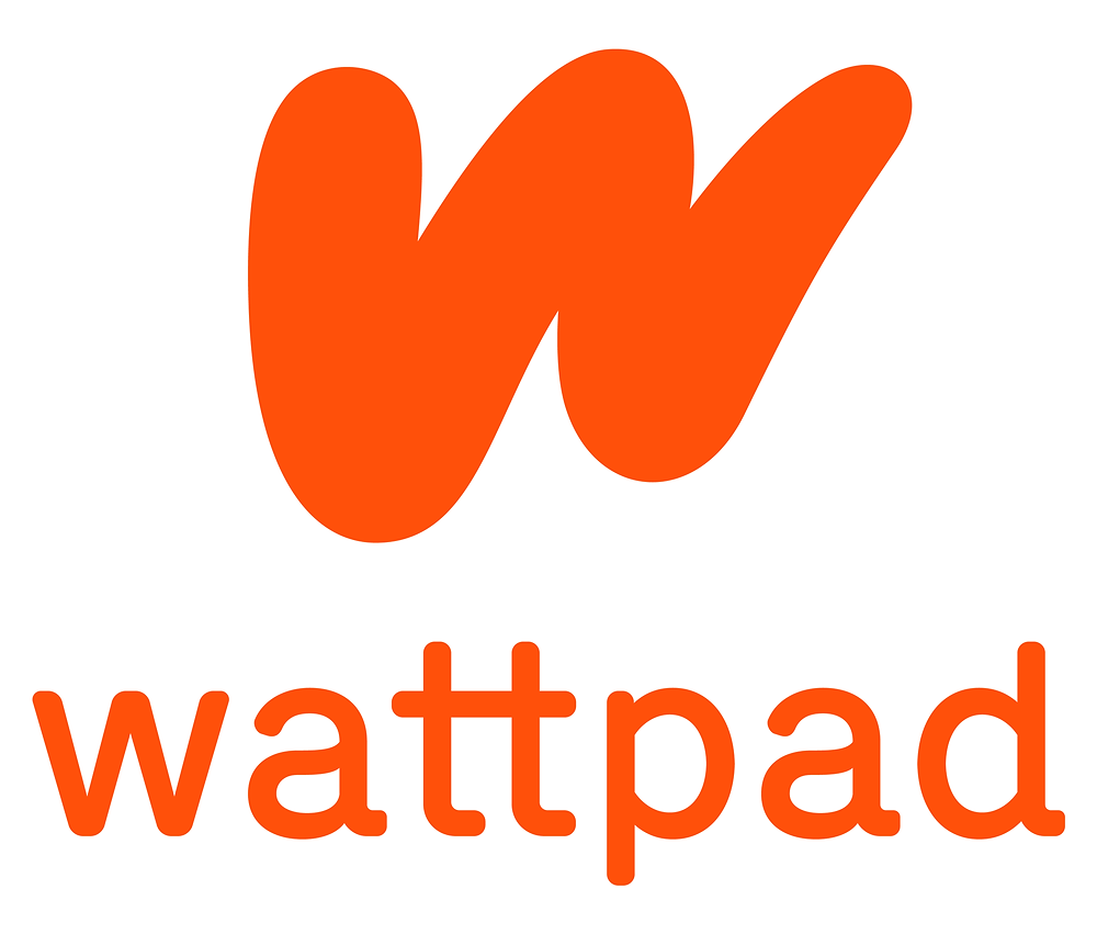 Wattpad, webpage,logo, lugar de lectura