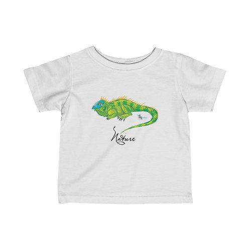 Iguana Nature Infant Fine Jersey Tee