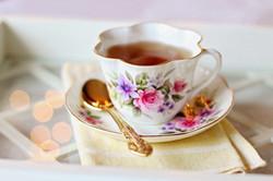 tea room mock