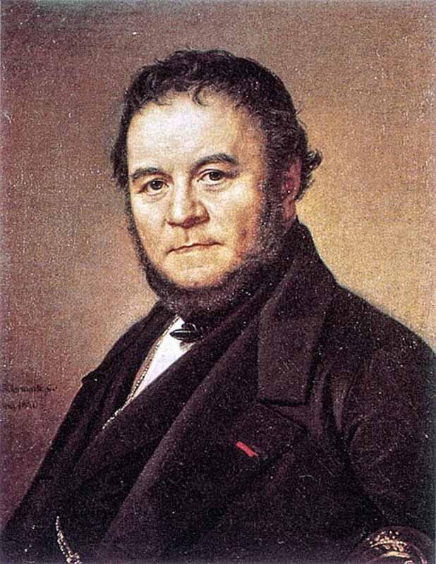 Lo scrittore francese Stendhal, colui che ha dato il nome alla sindrome