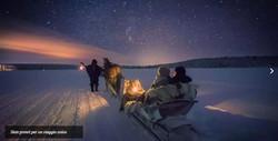 In Lapponia nella terra di Babbo Natale