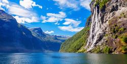Tour estivo a Geiranger con crociera sui fiordi
