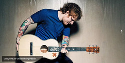 Ed Sheeran a Firenze + NILHOTEL 4*
