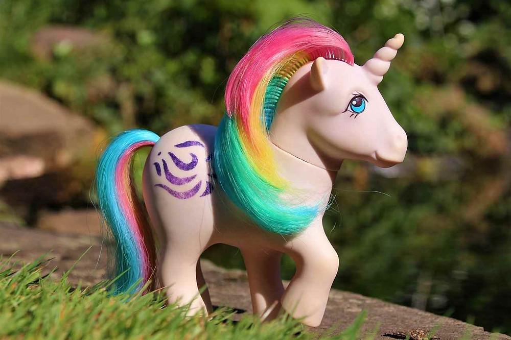 L'unicorno Mini Pony