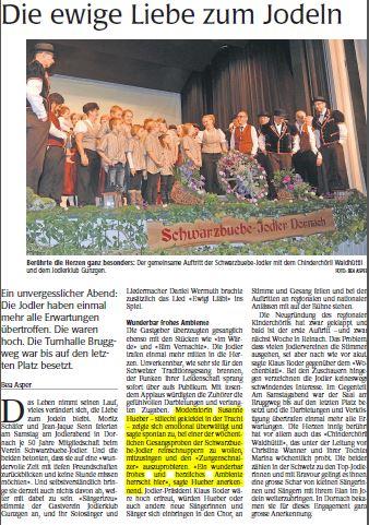 Wochenblatt für das Birseck Dorneck