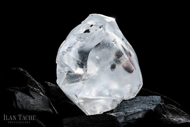 rough unpolished diamond