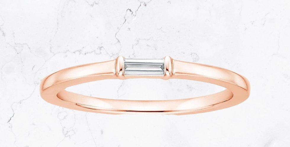 Baguette Diamond Nikki Ring