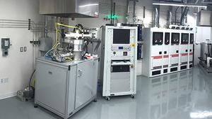 Diamond growing laboratory