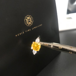 Zimmi diamond ring