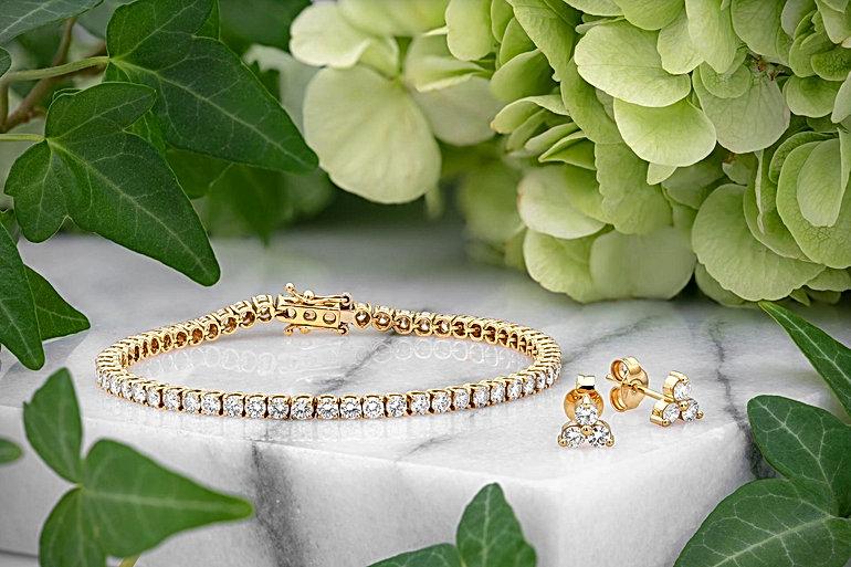 Tennis bracelet & Earrings.jpeg