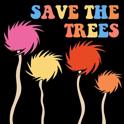 Save the Trees (Trufulla Multi/Black)