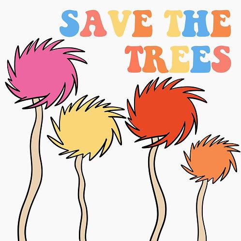 Save the Trees (Trufulla Multi/White)