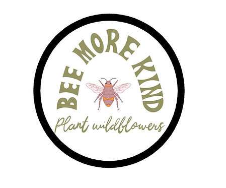 Bee More Kind (Save the Bees)