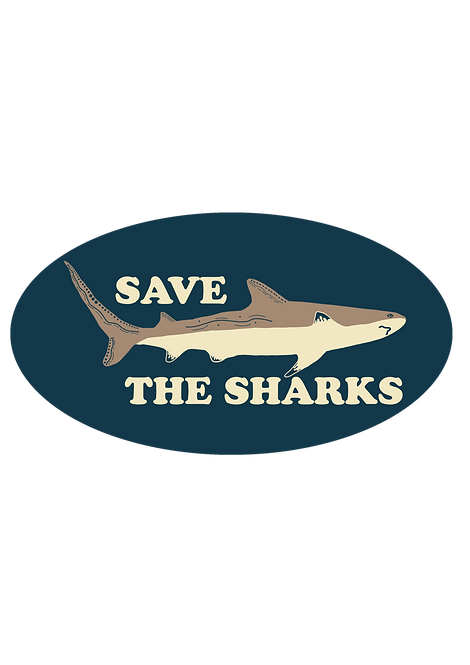 Save the Sharks (Cooke)