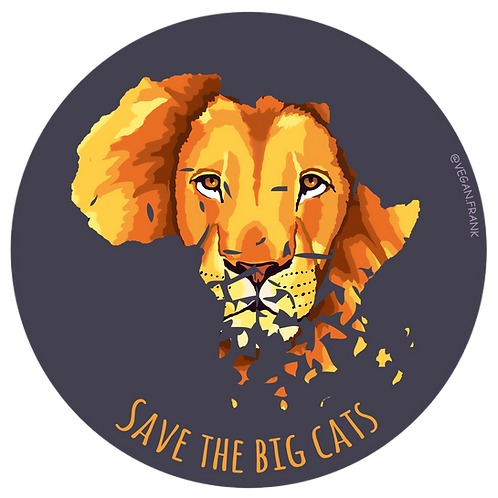 Save the Big Cats (Lions)