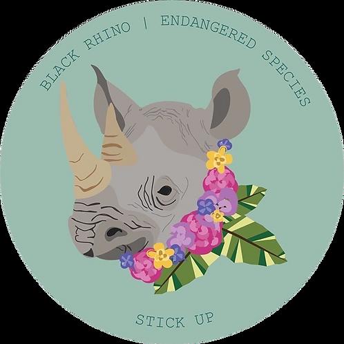 Save the Black Rhino