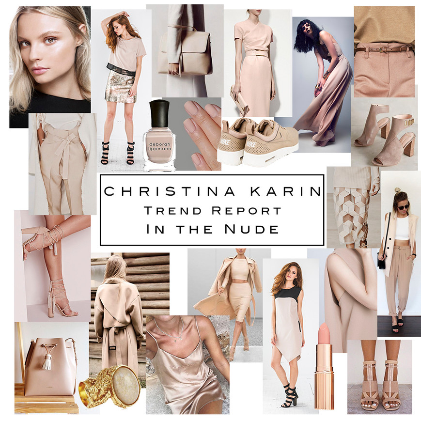 Trend Report: In the Nude