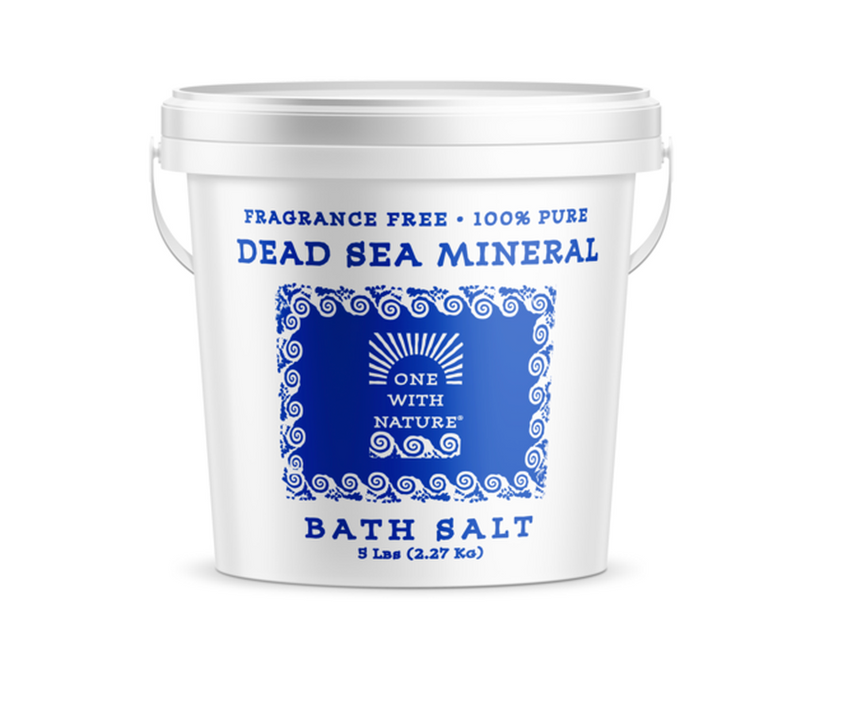 One with Nature Dead Sea Salts