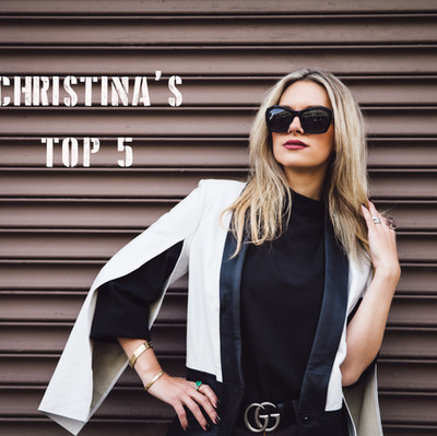 THIS FALL'S TOP 5
