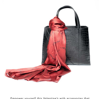 Fall in Luxe This Valentine's