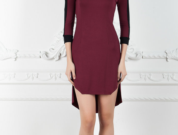 Hester Cowl Neck Dress