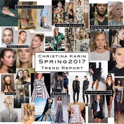 Spring 2017 Trend Report
