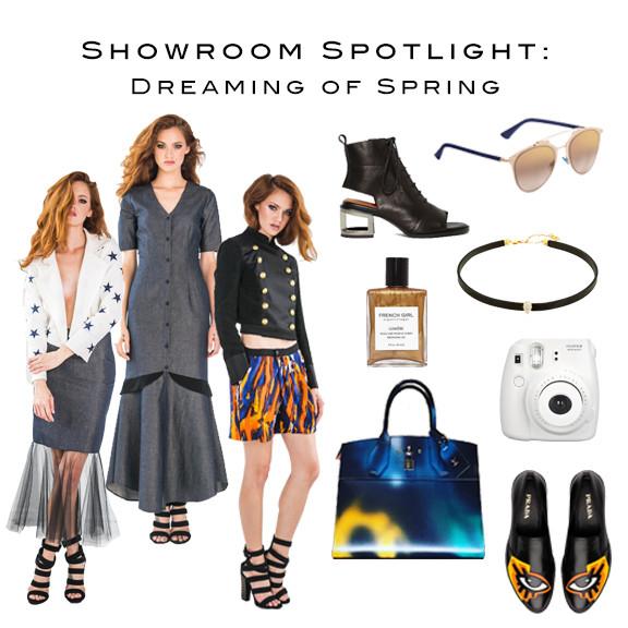 Showroom Spotlight: Dreaming of Spring