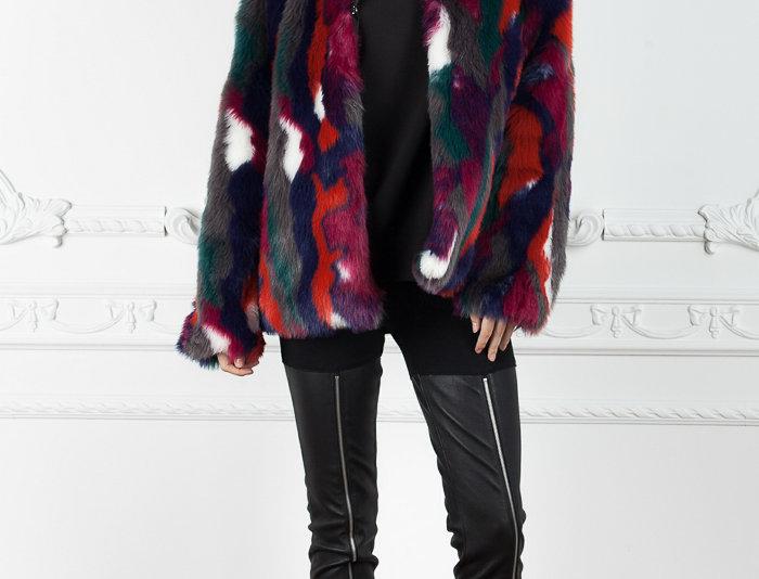 Gemma Faux Fur Coat