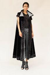 Ava Faux Fur Coat