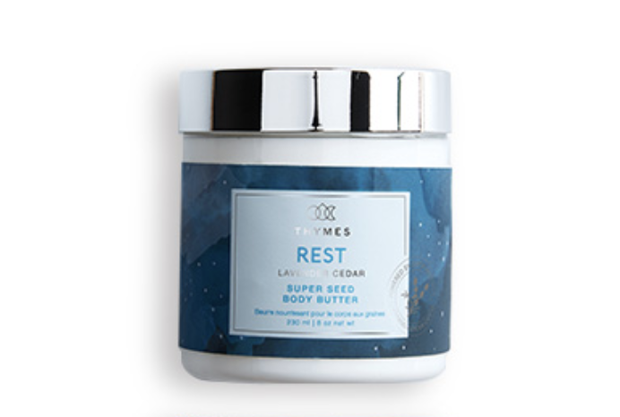 Thymes REST Super Seed Body Butter