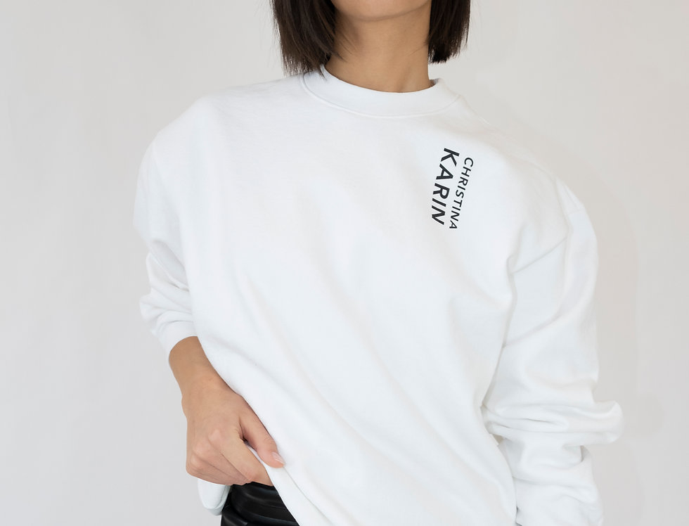 Francis Monogram Sweatshirt