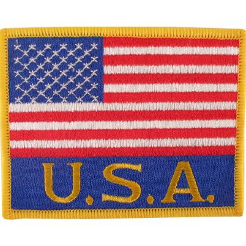 USA Flags Patch