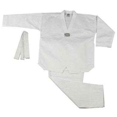 Taekwondo Uniform for color belts