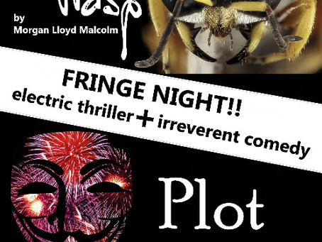 A double bill of fringe theatre