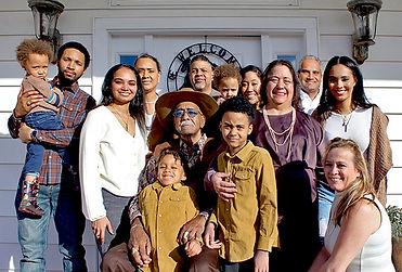 Extended, Multigenerational Family