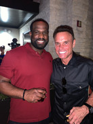 Speaker and Business Owner Zachary Knowles and Shark Kevin Harrington