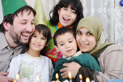 Arab Family All Naturalized