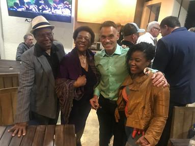 Celebrity Shark Kevin Harrington, Tiffani Knowles and Family