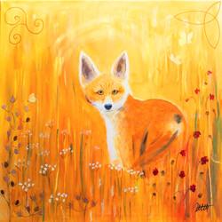 Fuchs, 70 x70
