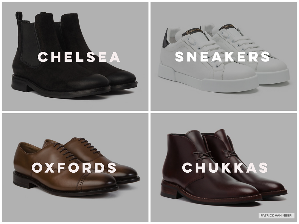 shoes for fall 2019
